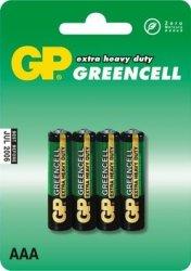 GP Bateria cynkowo-chlorkowa R03 Greencell BL/4