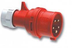 Wtyczka przenośna 16A 400V 4B TWIST PCE