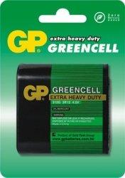 GP Bateria cynkowo-chlorkowa 3R12 Greenline BL/1