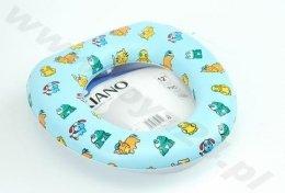 Nakładka na WC dla dzieci Kiano zwierzaki