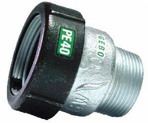 Złączka szybkozaciskowa QA DN50 2