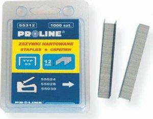 Zszywki tapicerskie hartowane TYP53 14mm