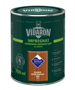 Impregnat ochronno-dekowacyjny VIDARON V04 orzech włoski 0,7L