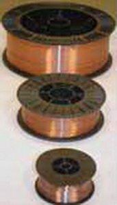 Drut spawalniczy do stali G G3Si1 0,6mm 5kg szpulka