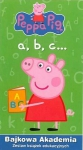 a,b,c... Bajkowa akademia. Peppa Pig
