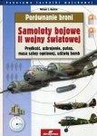 Samoloty bojowe II wojny światowej. Porównanie broni