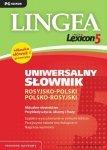 Uniwersalny słownik rosyjsko-polski polsko-rosyjski. Lingea Lexicon 5. Płyta CD