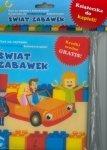 Świat zabawek książeczka do kąpieli
