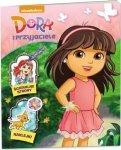 Kolorowanka. Dora i przyjaciele