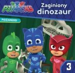 Pidżamersi. Zaginiony dinozaur