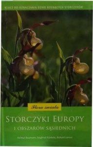 Storczyki Europy i obszarów sąsiednich. Flora świata