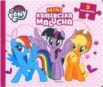 My Little Pony. Miniksiążeczka malucha