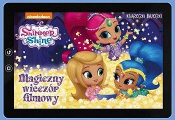 Shimmer i Shine Magiczny Wieczór Filmowy