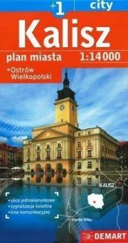 Kalisz/Ostrów Wielkopolski PLUS Plan Miasta 1 PL