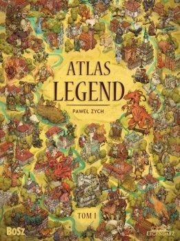 Atlas legend, tom 1