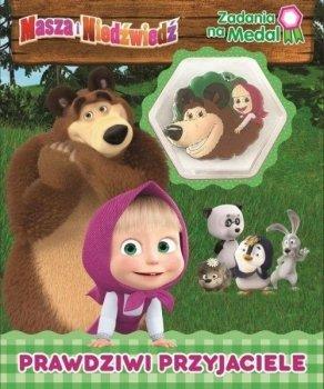 Masza i Niedźwiedź. Prawdziwi przyjaciele