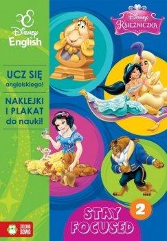 Księżniczka  Disney English. Stay Focused, część 2