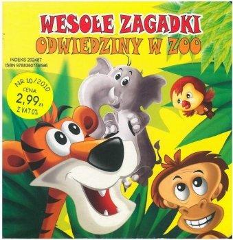 Odwiedziny w zoo. Wesołe zagadki