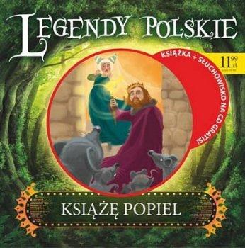 Książę Popiel. Legendy Polskie