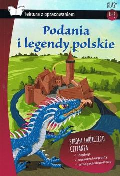 Podania i legendy polskie. Oprawa twarda. Z opracowaniem