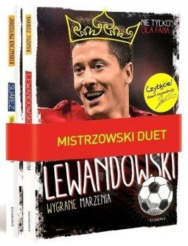 Lewandowski - Suarez. Mistrzowski duet