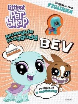 Littlest Pet Shop. Niezwykłe przygody Bev