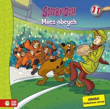 Scooby-Doo. Mecz obcych