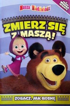 Masza i Niedźwiedź. Zmierz się z Maszą