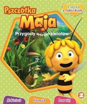 Pszczółka Maja. Tom 2. Przygoda wśród kwiatów