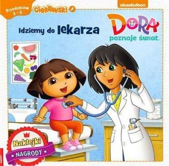 Dora poznaje świat. Idziemy do lekarza