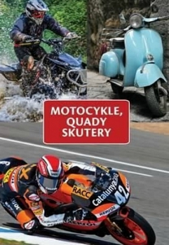 Motocykle, quady, skutery