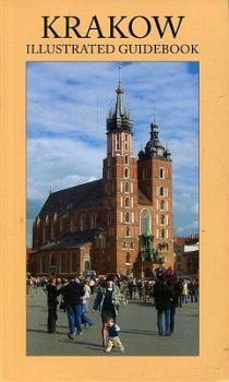 Kraków. Illustrated guidebook