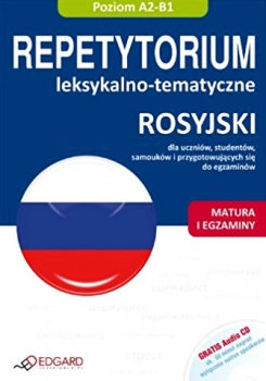 Rosyjski. Repetytorium leksykalno-tematyczne