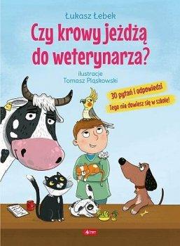 Czy krowy jeżdżą do weterynarza?