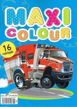 Maxi colour straż