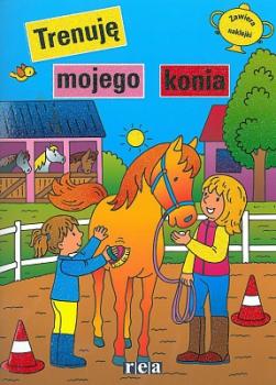 Trenuję mojego konia