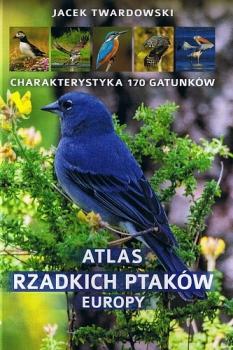 Atlas rzadkich ptaków Europy