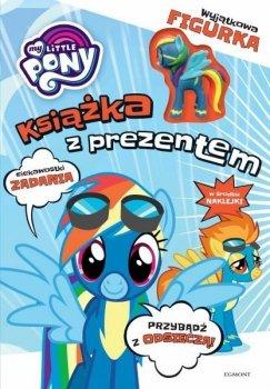 Przybądź z odsieczą. Książka z prezentem. My Little Pony