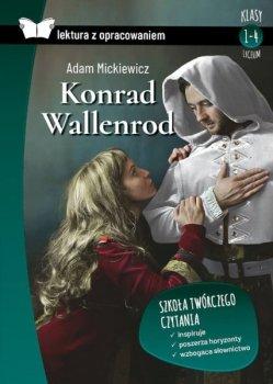 Konrad Wallenrod. Oprawa twarda. Z opracowaniem