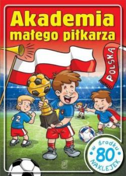 Pakiet dla małych fanów sportu. 4 książki, wiek 6-7 lat