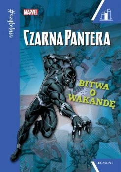 Bitwa o Wakandę. Czarna Pantera