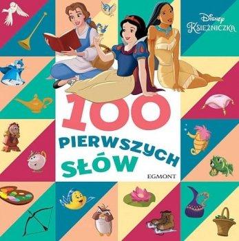 Disney Księżniczka. 100 pierwszych słów