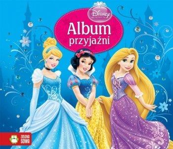 Księżniczki. Album przyjaźni
