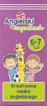 Angielski w zagadkach. 5-7 lat