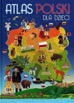 Atlas Polski dla dzieci. Fenix