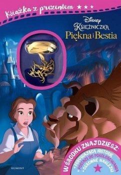 Piękna i Bestia. Książka z prezentem