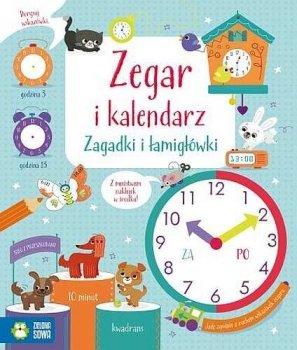 Zagadki i łamigłówki. Zegar i kalendarz