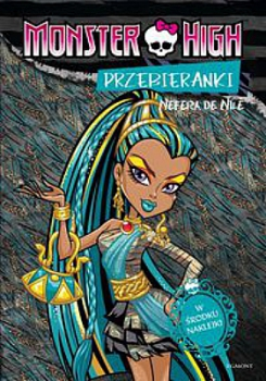 Monster High Przebieranki Operetta / Nefera de Nile