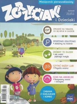 Zgrzyciaki i dzieciaki. Miesięcznik pierwszoklasisty - kwiecień. 04/2016