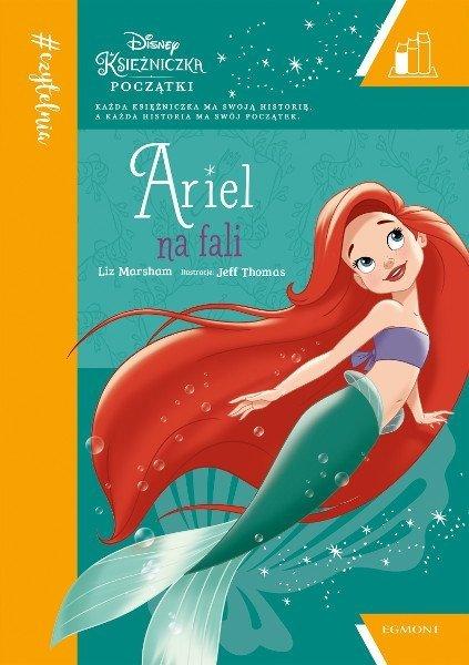 Ariel na fali. czytanka